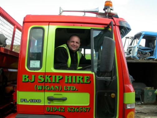 skip for hire north west